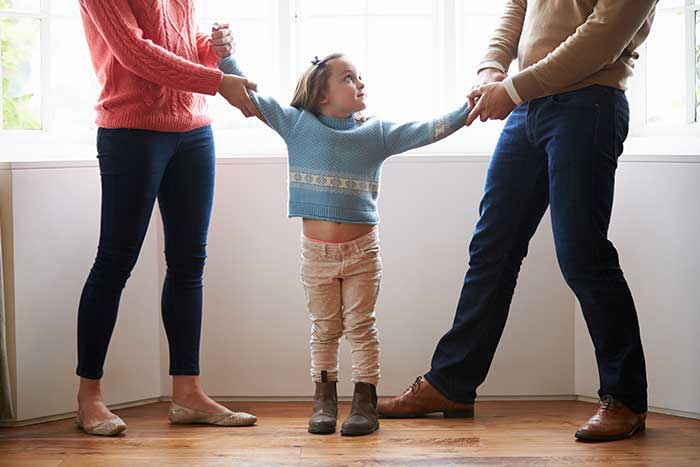 משמרות על הילדים - עורך דין גירושין מומלץ