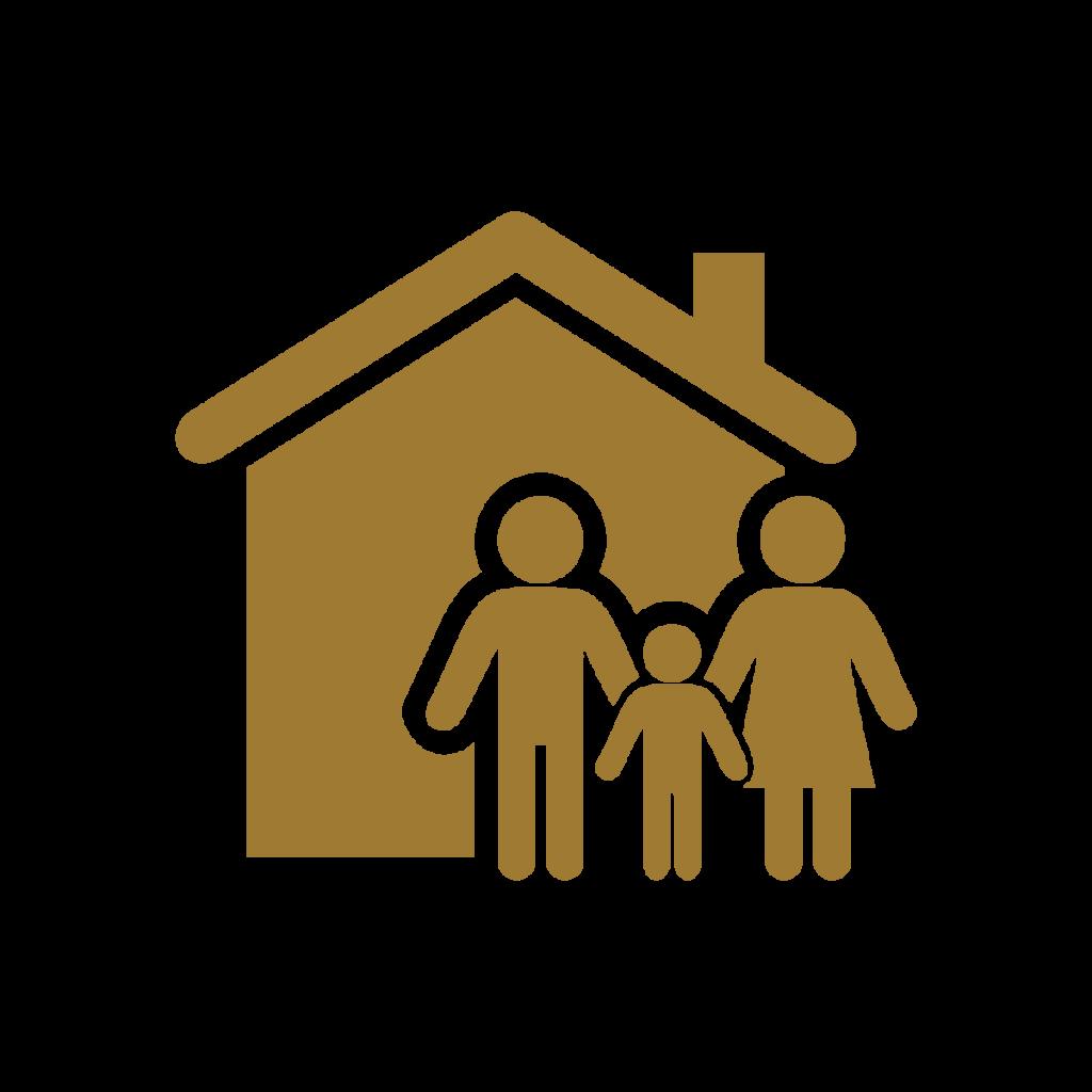 אייקון בית ומשפחה עורך דין לדיני משפחה