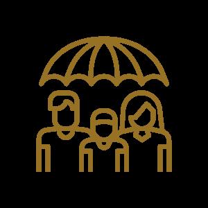 משפחה מטרייה אייקון גירושין בהסכמה