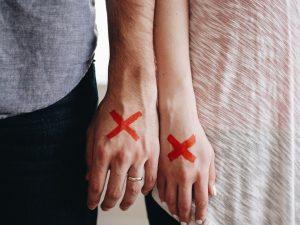 איקס ידיים עורכי דין הסכם גירושין