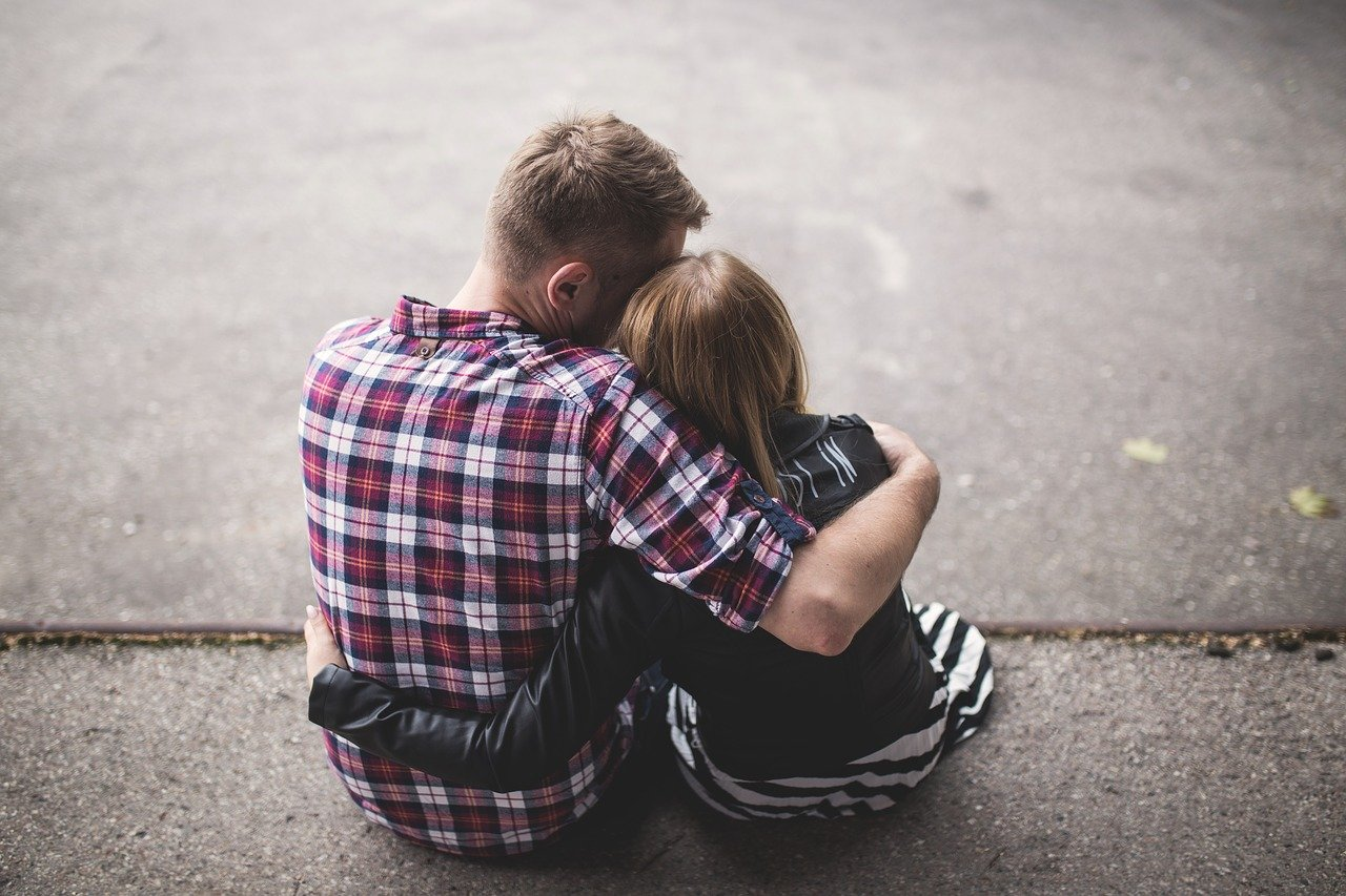 זוג איך להתגרש בלי כסף
