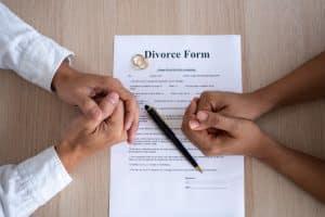 הסכם גירושין פשוט